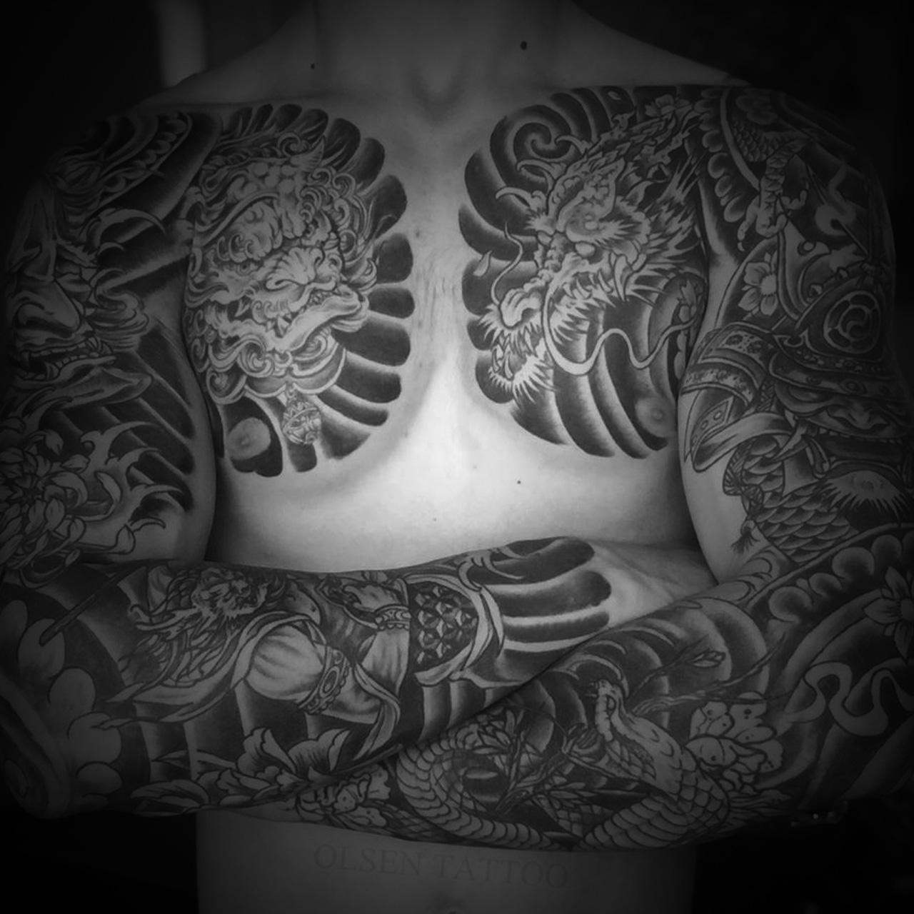 Kris Olsen Tattoo Testimonials